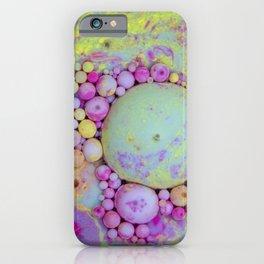 Bubbles Art Gooseberries iPhone Case