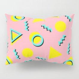 Memphis pattern 60 Pillow Sham