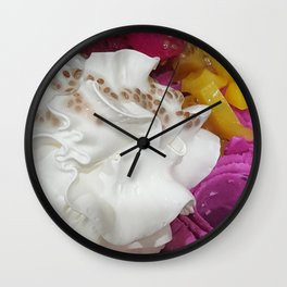 Dragon Rolled Ice Cream Wall Clock
