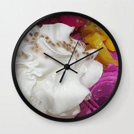 Dragon Rolled Ice Cream Wall Clock