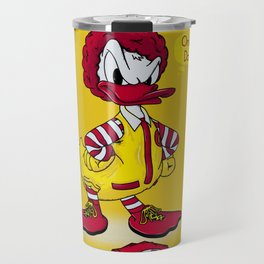 Donald Travel Mug