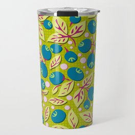 Blueberry Preserves Travel Mug
