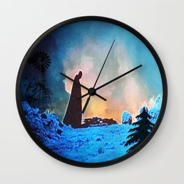 Despair Wall Clock