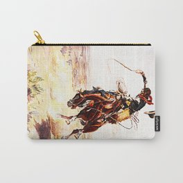 A Bad Hoss Carry-All Pouch