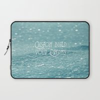custom Laptop Sleeves featuring Custom Dreams by Alice Gosling