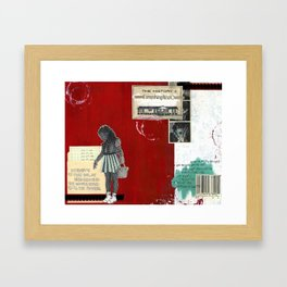 Know Your Roots, Know Their Market Value Framed Art Print