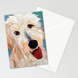 Our Dog Floyd Stationery Cards