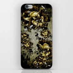 Let Them Bloom iPhone & iPod Skin