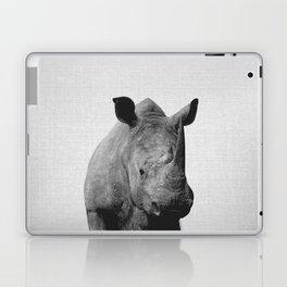 Rhino - Black & White Laptop & iPad Skin