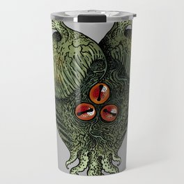 Cthulhu Heart Travel Mug