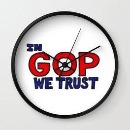 GOP Saves Wall Clock