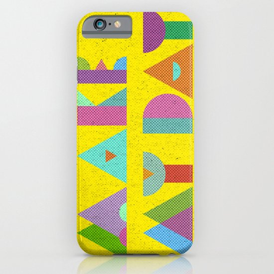 Make My Day. iPhone & iPod Case