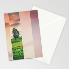 Fractions A61 Stationery Cards