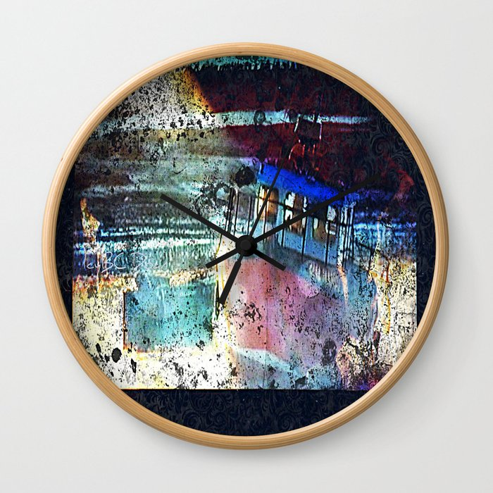 Forgotten Wall Clock