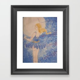 Balett Framed Art Print