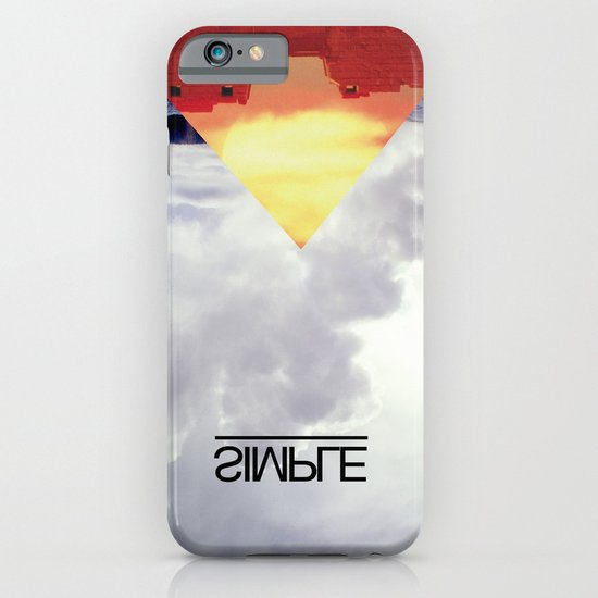 Simple iPhone & iPod Case