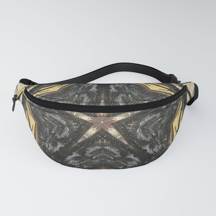 Magic // Witch Witchcraft Star Pentagram Pentacle Wicca Sacred Symbol Protection Energy Magical Fanny Pack