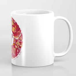 Aries in Petrykivka style (with signature) Coffee Mug