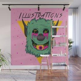 Sick Puppy Wall Mural