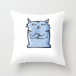 Let Me Tell You a Story Throw Pillow