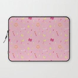 Sailor Moon Pattern Laptop Sleeve