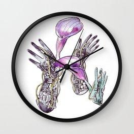 Marsilea Sinense Wall Clock
