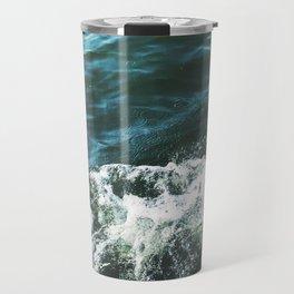 Making Waves Travel Mug