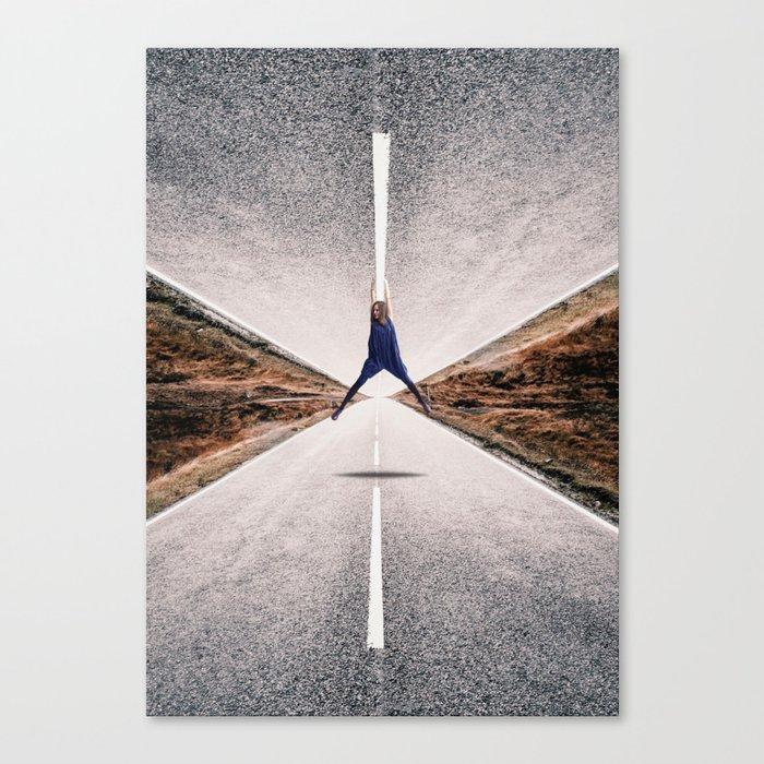 Wings of hope Canvas Print