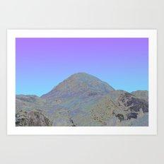Chromascape 34 (highlands) Art Print