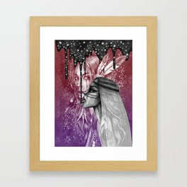 TASTE IT Framed Art Print