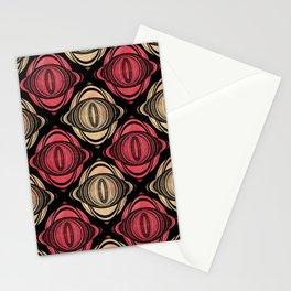 Mars eye Stationery Cards