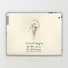 Visceral Longing  Laptop & iPad Skin