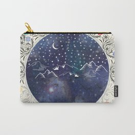 Beautiful starry night Carry-All Pouch