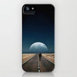 Walking away ... iPhone Case
