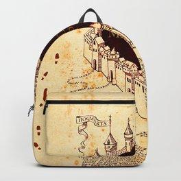 Marauders Map Backpack