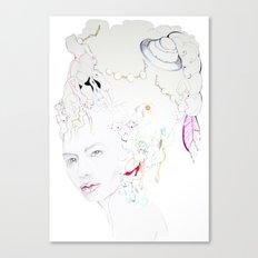 Marie Antoniette Canvas Print