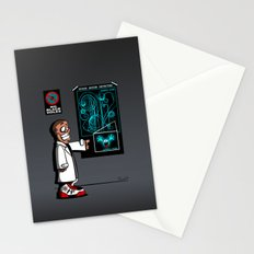 Mass Effect Too! Stationery Cards