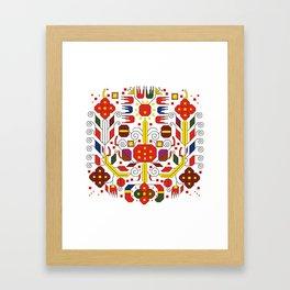 Shevica ~+~ 2 Framed Art Print