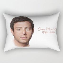 Cory Monteith Rectangular Pillow