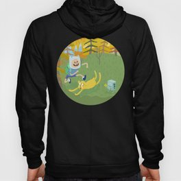 adventure friends Hoody