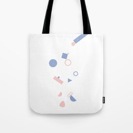 Popping Shapes 2 Tote Bag