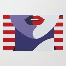 USA Flygirl Rug