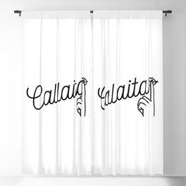 Callaita Blackout Curtain