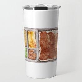 Japanese Beef Bento | 牛肉便当 Travel Mug