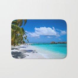 Island Paradise Bath Mat