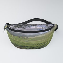 Stormy Day in the Vineyard Fanny Pack