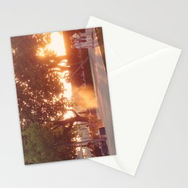 Magic Of The Moment Stationery Cards