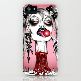 Dope Guillotine iPhone Case