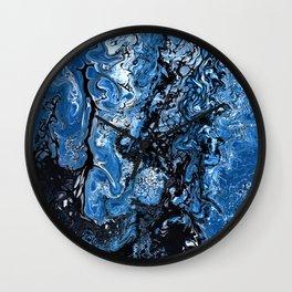 Artwork_042 - jessie.does.art Wall Clock