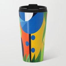 Flowers - Paint Travel Mug